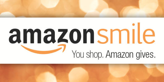 Support us on amazonsmile!